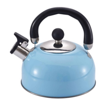 3.5L tea kettle steaming