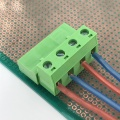 4 ways 7.62 pitch pluggable terminal block