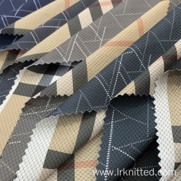 Knitted Double - Sided Printed Fabric