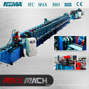 Cold rolled steel panels forming machines