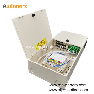 Abs Wall Mounted Junction Box 1X32 PLC Splitter