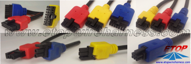 molded connectors