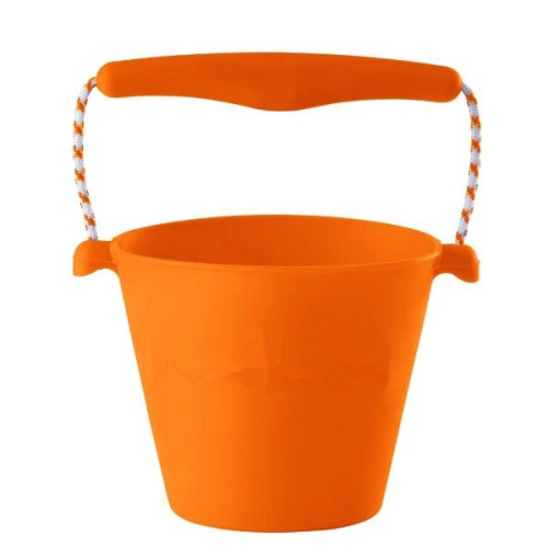 Silicone Collapsible Bucket Pail Bucket Sand Buckets