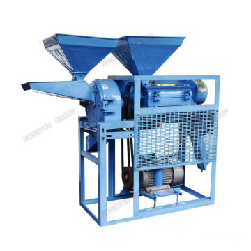 Mini Modern Mobile Rice Flour Mill Grinder