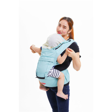 Suitable All-season Hipseat Baby Carrier