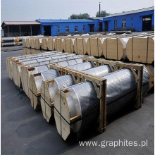UHP Graphite Electrode For Arc Furnace Low Consumption