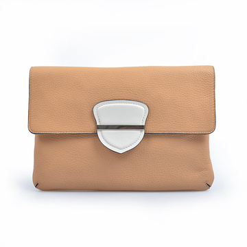 Office Business Classcial Clutch Wallets Leather Evening Bag