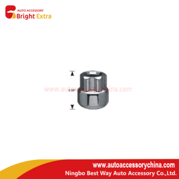 Open-End Acorn Radius Seat Lug Nut