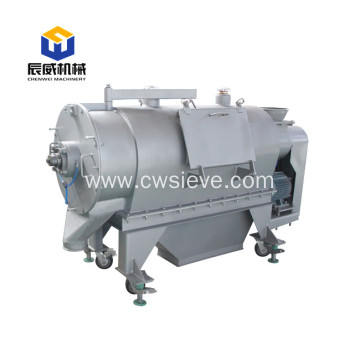 High precision centrifugal sifter for sugar