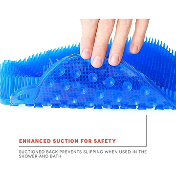 Non-slip Shower Foot Scrubber