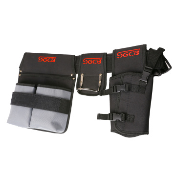 Adjustable Tool Belt Pouch for Detailer Carpenter Electrician