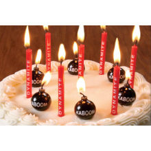 birthday candles Party Candle Holiday Candle