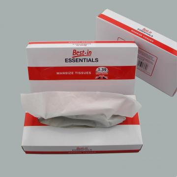 Mansize Box Facial Tissue
