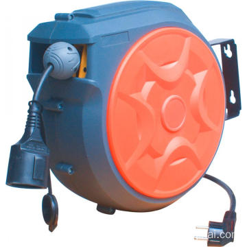 Retractable Water Hose Cable Reel for Garden