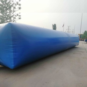 Manufacturer customized thickened PVC container liquid bag large storage liquid bag