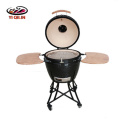 High quality 21 Inch Ceramic Kamado Charcoal Grill