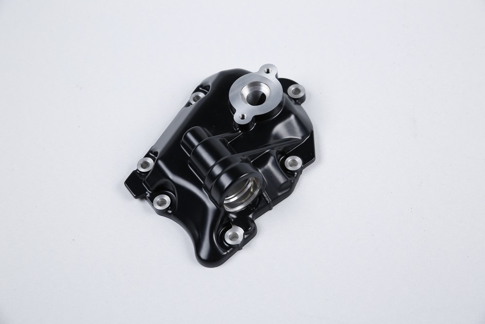 Aluminum die casting of Motorcycle Engine Gearbox Cover
