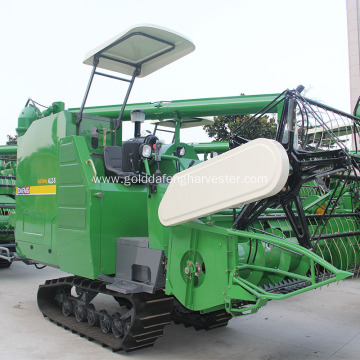 updated control system price of rice combine harvester