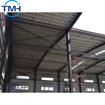 Good Large Span Buildings Prefabricated Steel Workshop