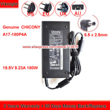 Genuine 19.5V 9.23A 180W Charger A15-180P1A A17-180P4A AC Adapter for Msi GS63VR 6RF GP62MVR GS65 STEALTH Laptop Power Supply