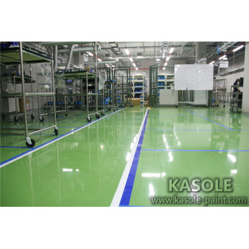 Indoor Anti static epoxy coating