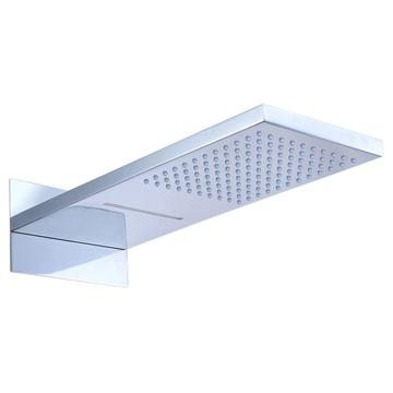 Concealed Mount High Water Flow Large Shower Head