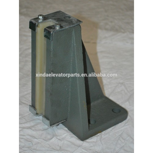 T23 Sliding guide shoe elevator spare part