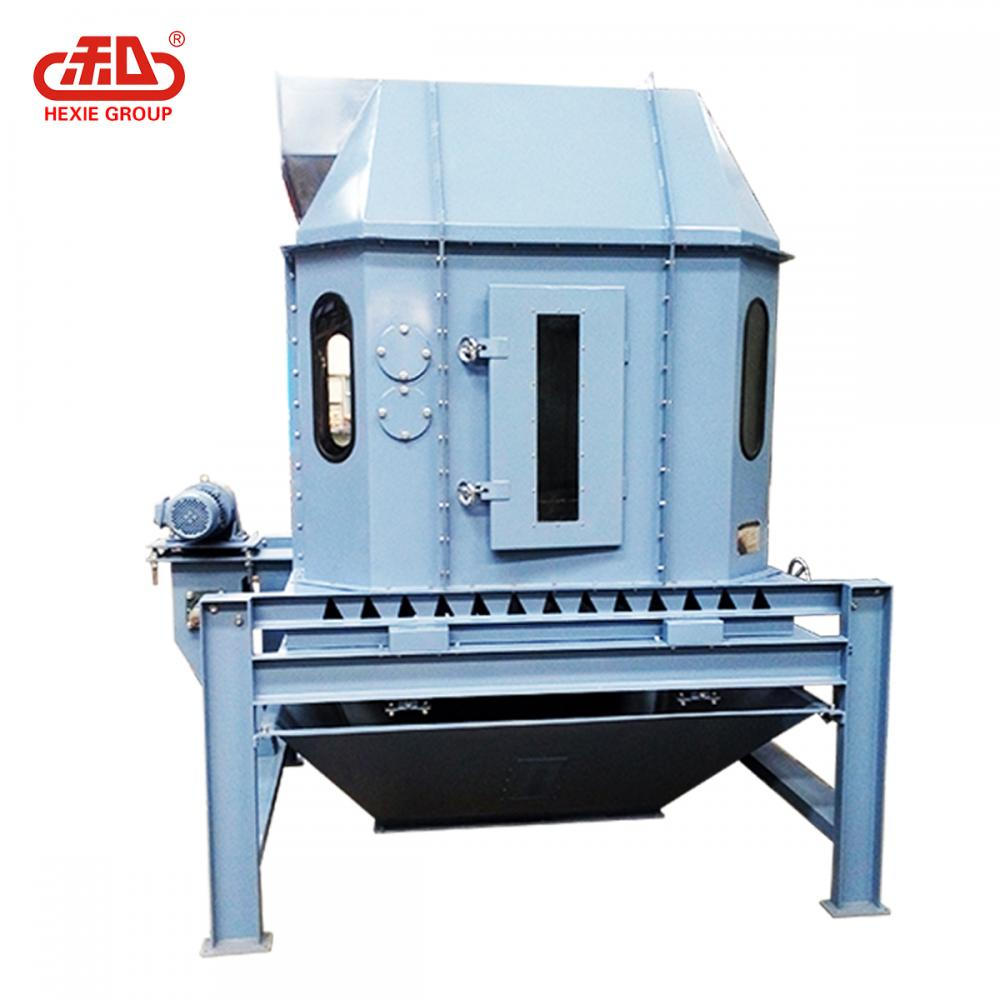 Counter-flow Cooler For Animals For Pellet Production Line