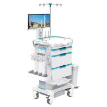 Tianao Light Series ABS Mobile Nurse Workstation