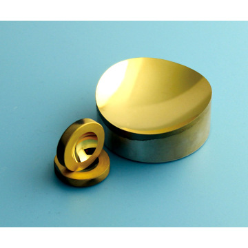 Customized Concave and Flat Mirror with Gold Coating