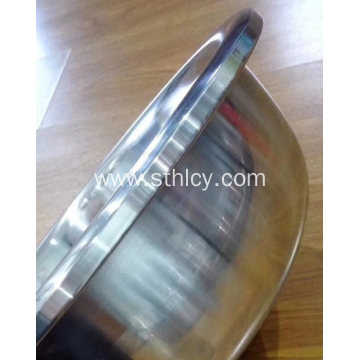 Non Magnetic Stainless Steel Soup Basin