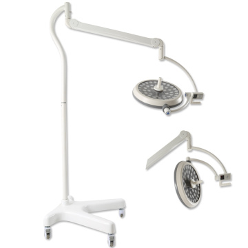 Mobile led medical surgical examination light