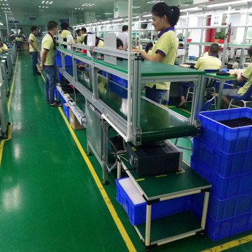 PVC Conveyor Belt for Assembly Line