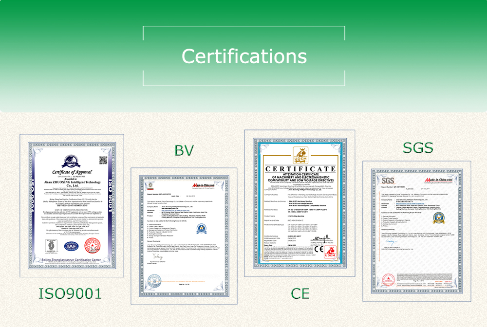 Certification Green