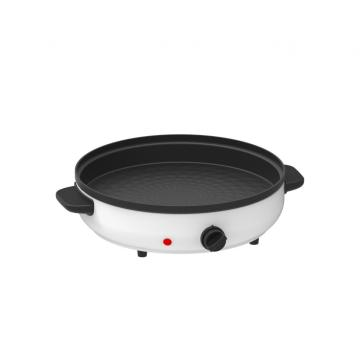 Deep electric Skillet cooker