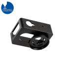 Black Coating Aluminum Camera Housing