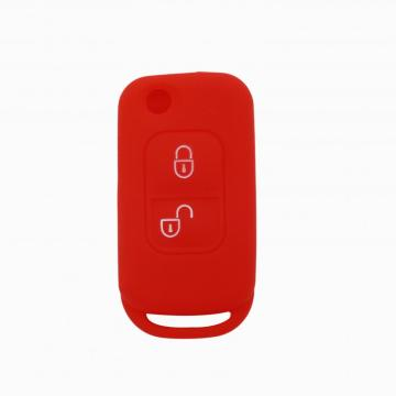 High Quality Mercedes Benz silicone key case
