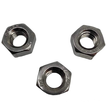 M40 Hexagon Head Bolt Flange Nut