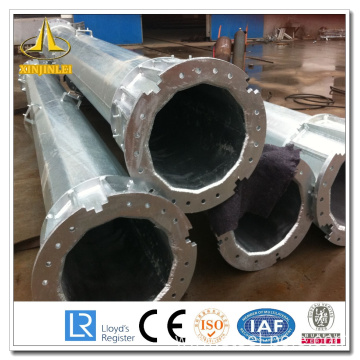 Galvanized Steel Polygonal High Mast