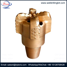 cheaper 4 blades PDC bit for soft formation