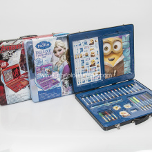 Deluxe Metal Case Stationery Activity Assorted