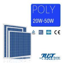 Factory Price 20W Poly Solar Panels with Ce, TUV Certificates