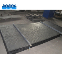 Resistance to High Temperature Abrasive Wear Plate