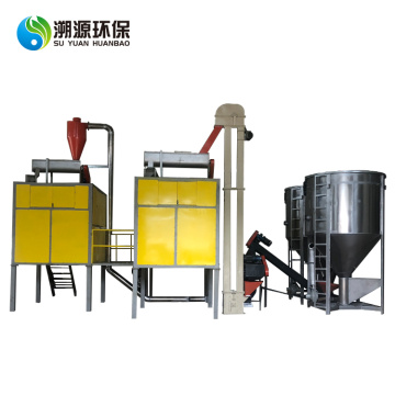 High Quality Plastic Recycling Machine