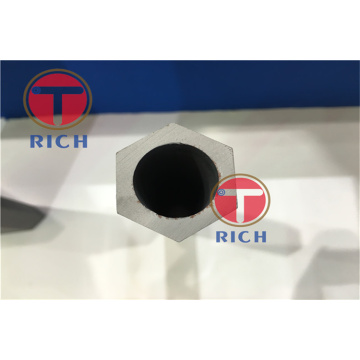 hexagonal shape carbon steel tube