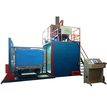 PU foam Block Moulding Machine