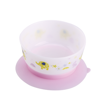 Baby Dinnerware Suction Training Bowl BPA Free