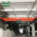 LX 1 ton single beam suspension bridge crane