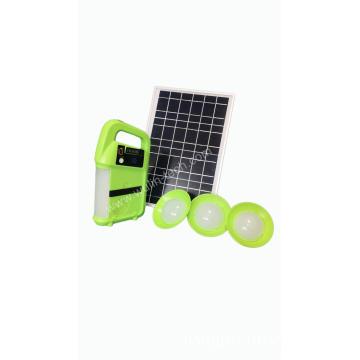 Solar Home System w/o FM Radio