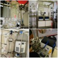 CBD extraction chemical molecular distillation apparatus